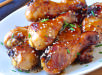 Glazed Sesame Chicken