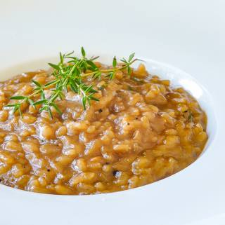 French Onion Risotto – a video recipe.