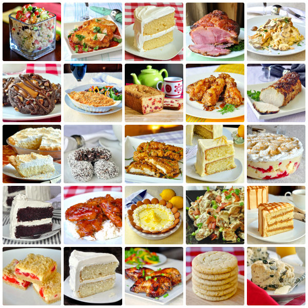 Top 25 Rock Recipes