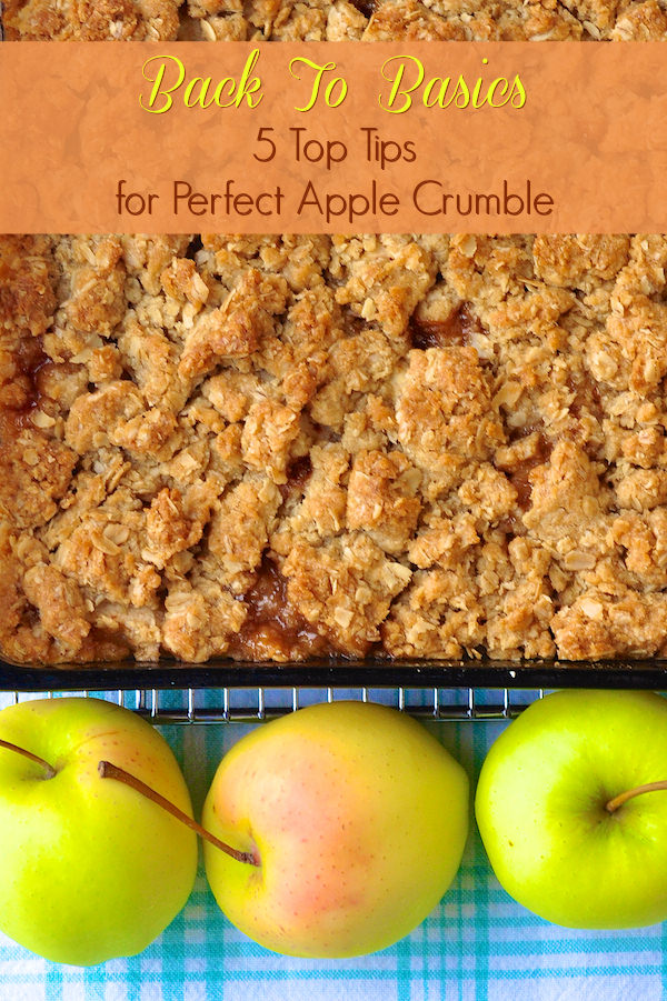 Apple Crisp or Crumble