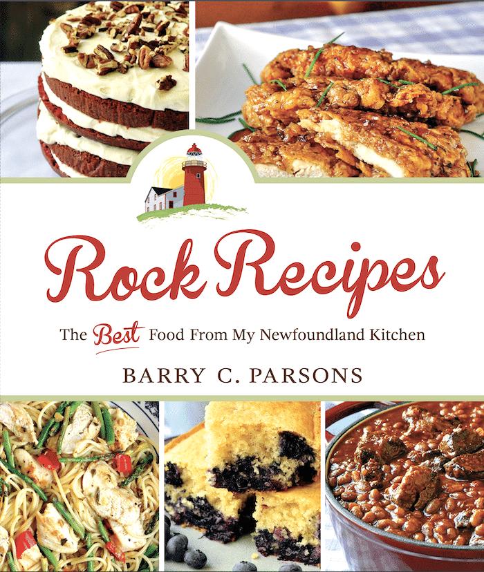 ROCK RECIPES COVER