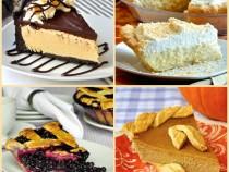 Top Ten Pie Recipes