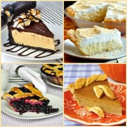 Top Ten Pie Recipes