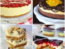 Rock Recipes Top Ten Cheesecakes