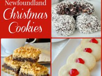 Newfoundland Christmas Cookie Recipes