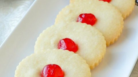 Old Fashioned Shortbread Cookies