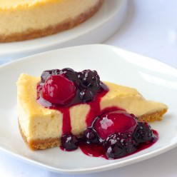 Super Easy Bumbleberry Vanilla Flan