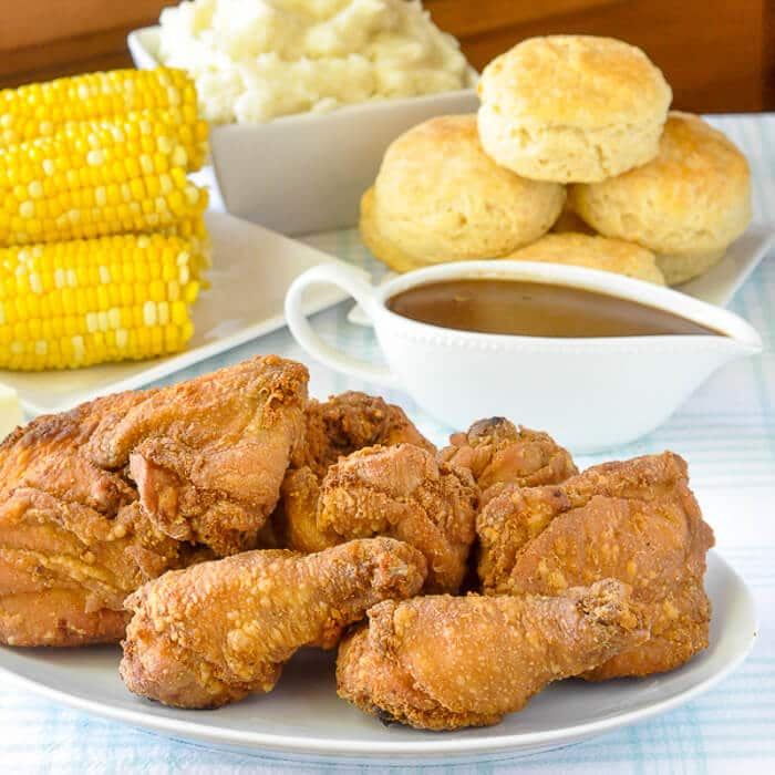 Copycat Mary Brown's Fried Chicken