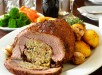 Smoked Paprika Lamb with Summer Savory Stuffing