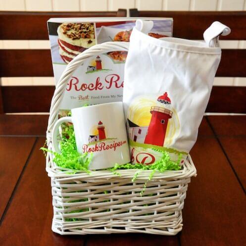 Rock Recipes Easter Basket