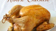 How to Roast a Chicken - the quick easy way in only 1 hour!