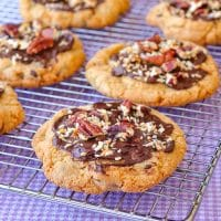 Chocolate Chip Coconut Pecan Cookies