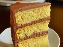 The Best Yellow Cake Homemade from Scratch