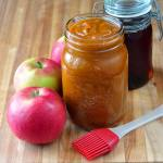 Maple Apple Barbecue Sauce
