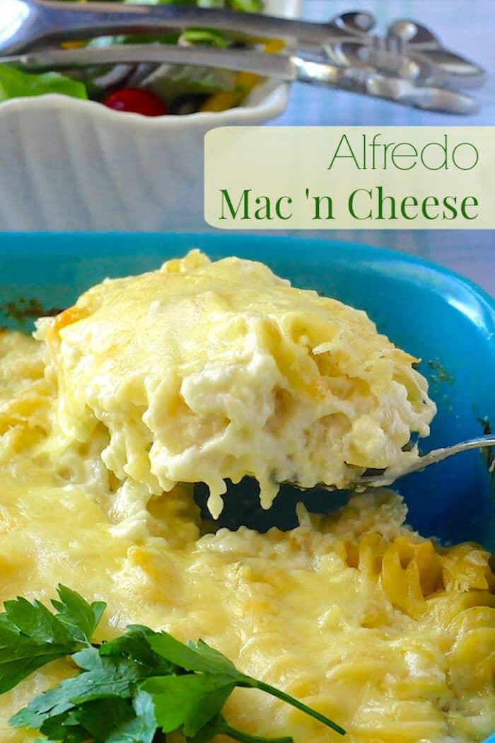 Alfredo Mac and Cheese