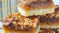 The Best Pecan Pie Bars