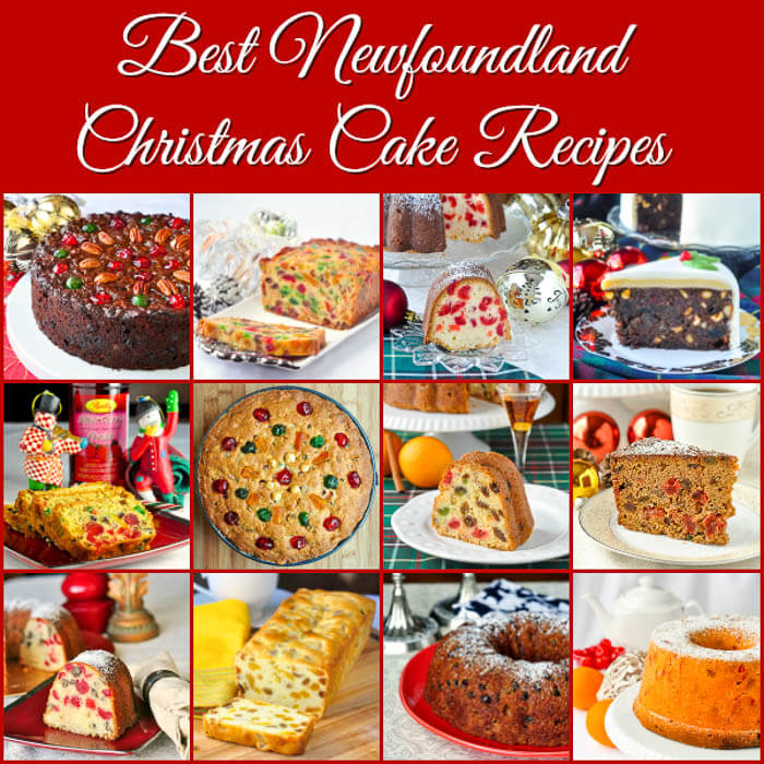 Best Newfoundland Christmas Cake Recipes