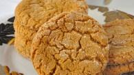 Auntie Crae's Ginger Sugar Cookies