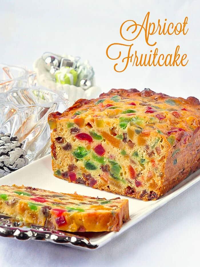 Apricot Fruitcake
