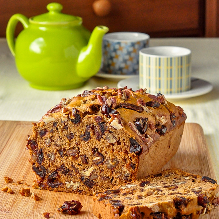 Date Nut Bread featured image square