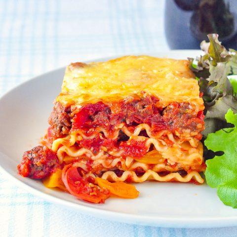 Pizza Lasagna - Pizzanga