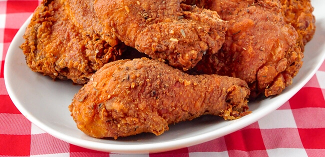 Best Fried Chicken Recipe - juicier than KFC and with no MSG!