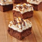 Toasted Marshmallow Brownies