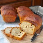 Newfoundland Raisin Bread.