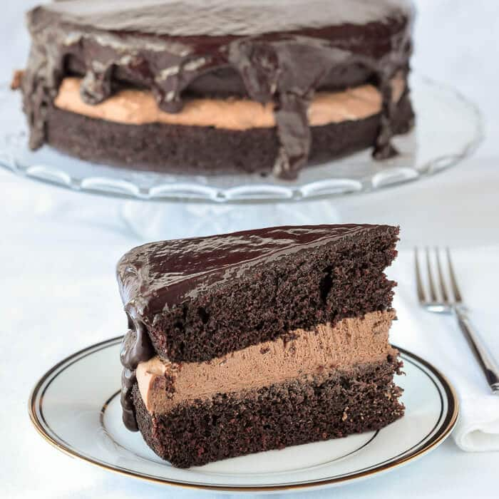 Irish Chocolate Stout Cake Recipe
