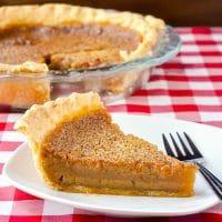 Maple Pie