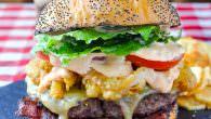 Barbecue Spice Burger
