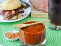 Smoky Spice Honey Barbecue Sauce