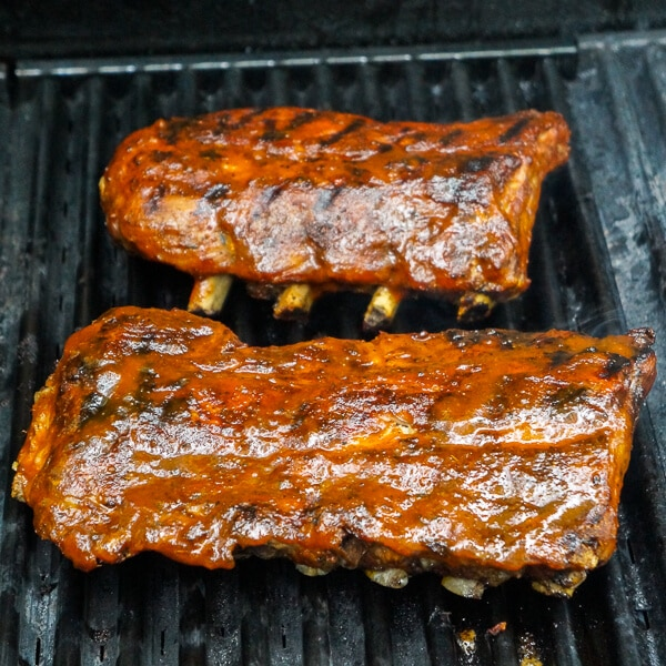 Make Ahead Ribs