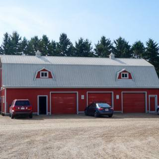 Down on the Farm – my visit to a Canadian chicken farm.
