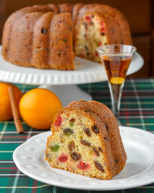 Orange Brandy Fruitcake A Modern Update To An Old Fashioned Favourite