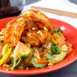 Tiger Shrimp and Glass Noodle Salad