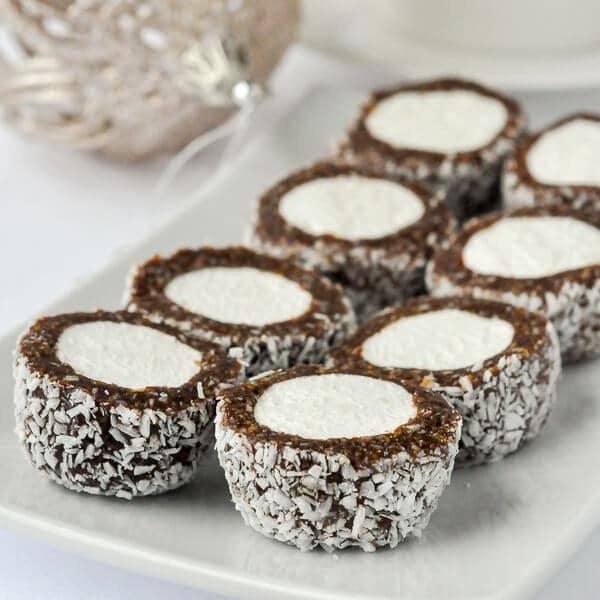 Marshmallow Roll Cookies