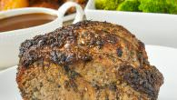 Worcestershire Butter Roast Beef