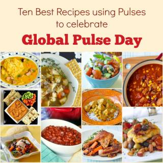 Pulses Recipe Roundup for Global Pulse Day