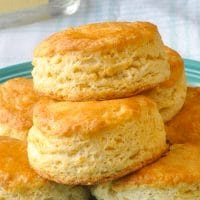 Garlic Butter Biscuits