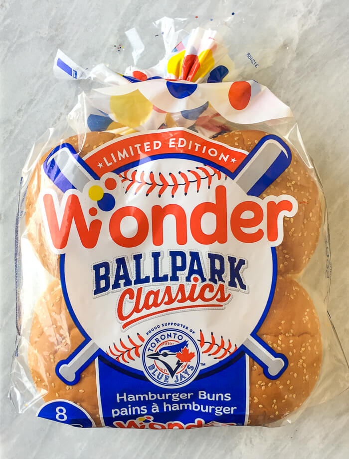 Wonder Classics Ballpark Hamburger Buns