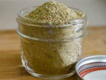 Homemade Italian Seasoning, this is a perfect blend of flavours!