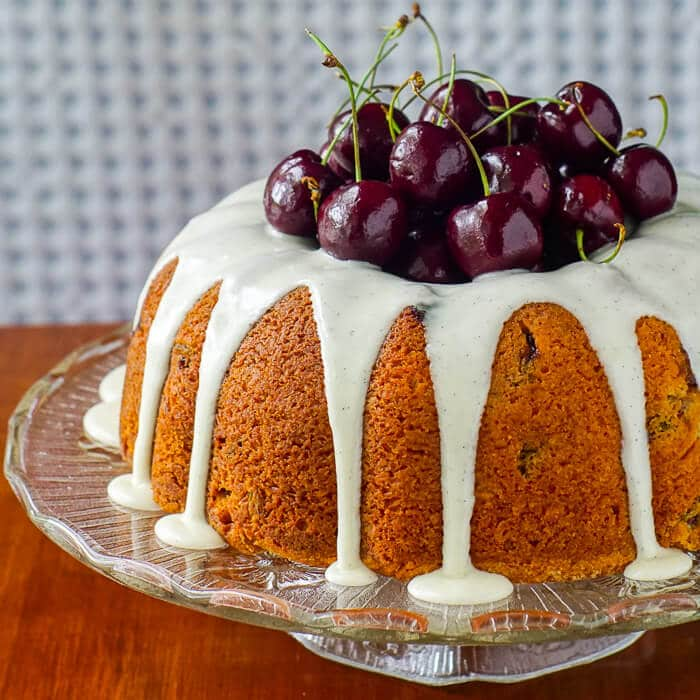 Cherry Cake featured image