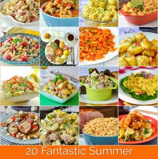 20 Pasta Salads & Potato Salads