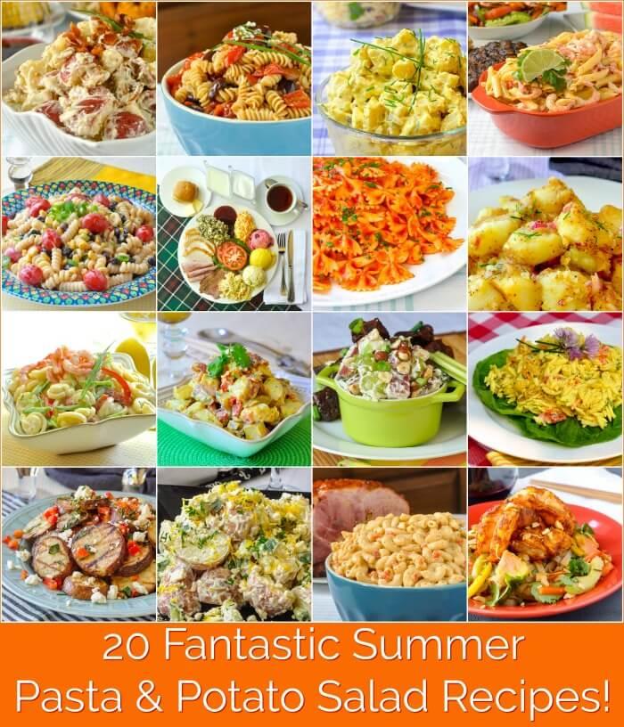 how to make delicious potato salad