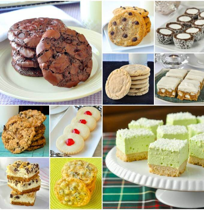 Top 10 Cookie Recipes of 2017 to mid july