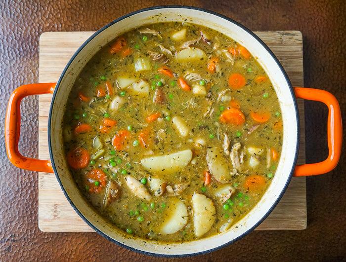 Drumstick Stew