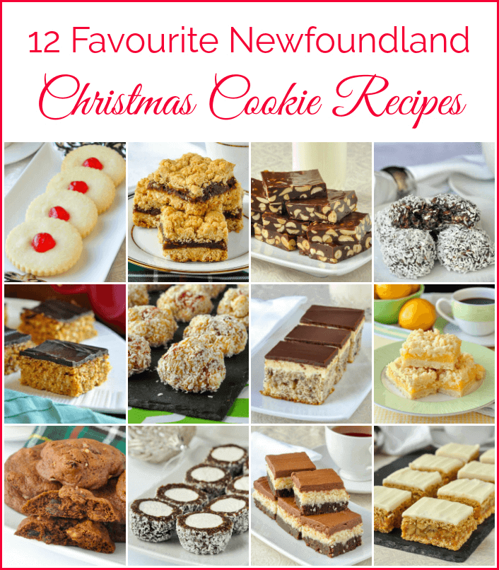 Classic Newfoundland Christmas Cookie Recipes Some All Time Favorites
