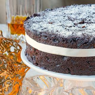 Christmas Pudding. A simplified recipe.