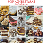 20 no bake cookies for Christmas